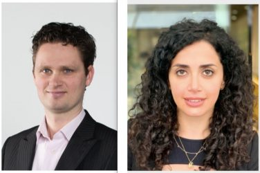 Sanaz Kateb & David Kroon